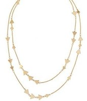 Alexia Gold Necklace (can be worn long)