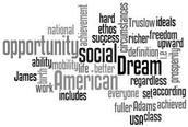 What makes an American Dream?