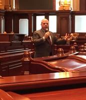 Remarks from Senator Sam McCann