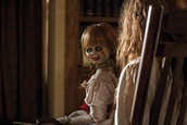 Annabelle ( het bezeten en schattig popje ).