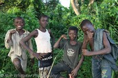 Les personnes du Congo