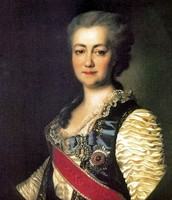 Information on Catherine the Great
