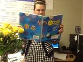 Ms.Taylor teaches social studies