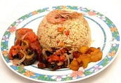 Spices Rice
