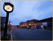 Downtown Klamath