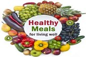 Eating Well is the key to a long life