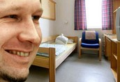 Breivik's Luxury Prison Room