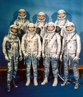 7 of the project mercury astronauts