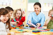 2. Childcare Worker