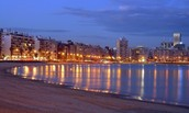 Los Pocitos Beach, Montevideo