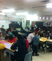 Grade 3 EQAO Night for Willow Way Student & Parents