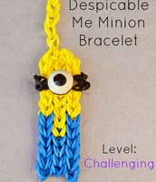 minion bracelet!