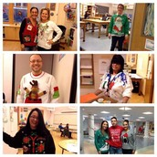 Ugly Sweaters for the WWP