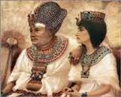 King Pepi ii family