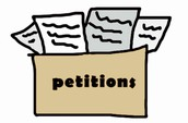 Do petitions help change the government?