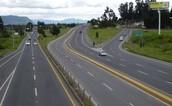 Autopistas y carreteras.