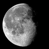 6 - Waning Gibbous Moon