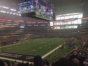Dallas Cowboys Preseason Game