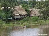 Peru Village in Peru