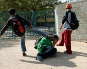 אלימות – לא בשטחי בית הספר
