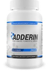 Use adderin Best Supplement For Brain.