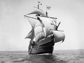 Francisco De Coronado's Ship