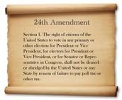 24th Amendment