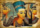 Who were ancient egyptian pharaohs?