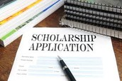 It's scholarship season!
