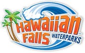 Hawaiian Falls Tickets