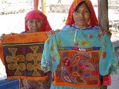 Women of the Kuna Culture