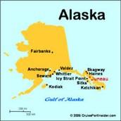viewed in Juneau