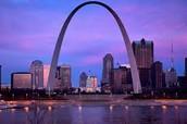 The Saint Louis Arch