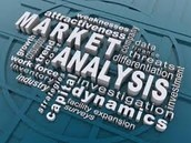 A market research analyst does the following:
