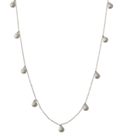 Demi Layering Necklace - Silver {SOLD}