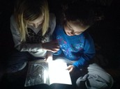 Flashlight Partner Reads