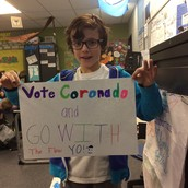 Go with the Flow!  Vote Coronado!