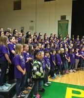 19th Annual 2016 Elementary Honor Choir Event