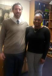 Elmont Freshman Named Math Scholar