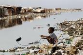 Outbreak in Haiti