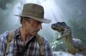 Jurassic Park Protagonist
