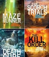 the maze runner serie!!!!!