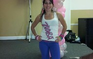 Karen is an outgoing, fun, energetic zumba instructor. DON'T MISS OUT!!