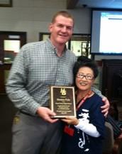 Honoring Mrs. Fyle