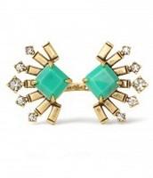 Veda Split Ring $18