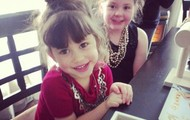 Check Out the Little Girls' Jewelry!
