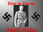 How did hitler come to power