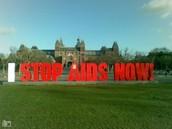 PLEASE HELP STOP AIDS