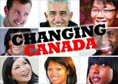 Canada's changing