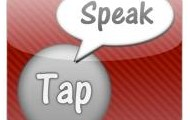 Tap and Speak